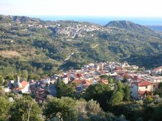 San Giovanni di Gerace, Calabria, Italy.  My dad was born in this village.