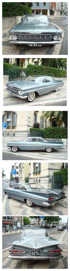 1959 Chevy Impala SS