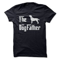 t-shirt The DogFather!