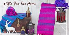 Gifts for the Home, yours or theirs!  Shop Scaramanga's lovely collection of vintage home interiors