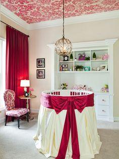 Beautiful Round Nursery Room Furniture Bed Style Choosing the Great Baby Nursery Furniture
