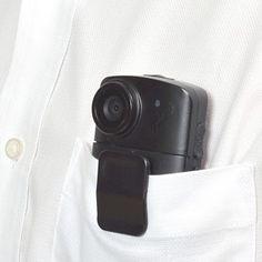 【画像】サンコー、液晶付きの小型ウェアラブルカメラ「撮リッパー」 - ライブドアニュース