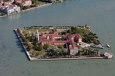 San Lazzaro degli Armeni, a private island that is home to a working Armenian monastery.