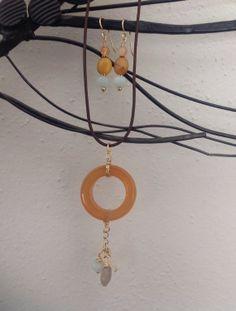 MB Gift Set - Pendant and Earrings