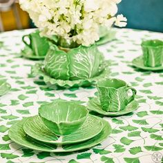 Buy it now: Dodie Thayer X Tory Burch launch lettuce ware - DisneyRollerGirl