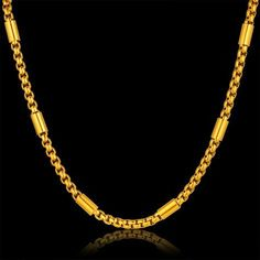 0b8bc6e7487c6 7 best Chain pattern images | Chains, Gold chains, Gold necklaces