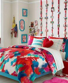 Stunning schlafzimmer ideen wandgestaltung jugendzimmer ausgefallene diy wanddeko
