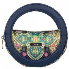 Oilily Folding Concept Shoulder Bag | DANZAR