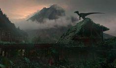 Jurassic Park by FreeMind93.deviantart.com on @DeviantArt