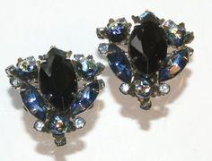 Vintage 60s Judy Lee Juliana Style Earrings by Duncan Loves Tess Vintage & Retro