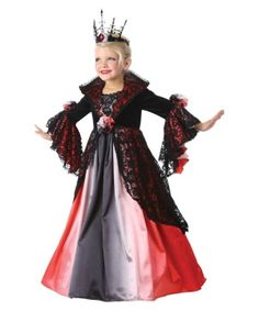 vampire queen kids costumes - Google Search