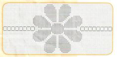 iricamidiamelina Hardanger Embroidery, Embroidery Patterns, Hand Embroidery, Cross Stitch Borders, Cross Stitch Designs, Flower Basket, Blackwork, Crochet Projects, Needlework