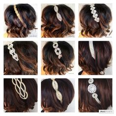 Want to dress up your look, but not sure how? Check out our glam headwraps!  Price: $21.99  Ways to Shop: •Shop in Store Tues-Sat •Visit us online at:    www.shopfleurdechic.net •Leave your email for an    invoice. All invoices must be    paid  within 12 hours.