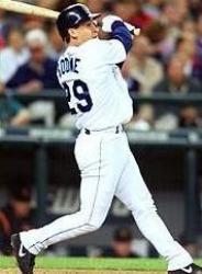 Bret Boone, 1992-1993 & 2001-2005. Boooooone!
