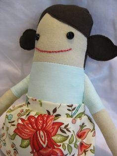 Lovely dolly.