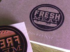 Like incorporating food iconograpy/imagery into mark itself.