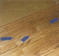 How to repair and patch hardwood flooring. Part 1 of 2. #floor #repair #wood #hardwood #how-to
