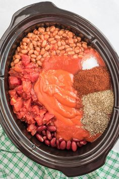 This hearty Crockpot Chili Con Carne is another favorite of mine among the list of home cooked comfort foods I love to make for the family.