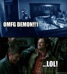 Love Supernatural!