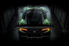 Niet legaal voor op de weg en sterker dan One-77: Aston Martin Vulcan