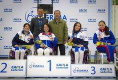 Campeã brasileira fica com a prata no primeiro dia da II Copa Brasil de Esgrima | Portal PcD On-Line