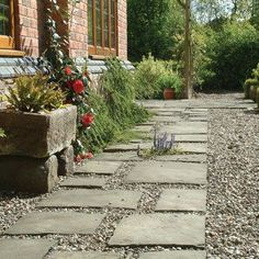Traditional Paving | Paving & Driveway Ideas | Paving Designs: