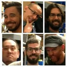 Linkin Park... They're really weird lol