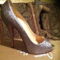 Christian Louboutin wedding shoes ; I am 100% splurging on some Louboutins for my wedding day!!!