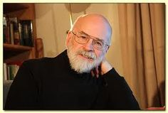 Sir Terry Pratchett, OBE, passed away on 12th March, 2015 from early onset Alzheimer's Disease. Prolific writer of Disc World series amongst many other favourites.