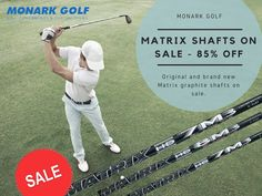 New Matrix, Golf Shafts, Golf Club Grips, Golf Accessories, Golfers, Golf Clubs, Shop Now, Waiting, Big