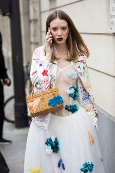 Over 500 Street Style Looks From Paris Fashion Week - Man Repeller