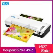 A4 Photo Laminator Hot Cold Laminator Fast Speed Film Laminating Plastificadora Machine Laminating W Free Paper Trimmer Cutte Laminators Free Paper Paper Size