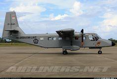 TNI-AL GAF N-24A Nomad aircraft picture