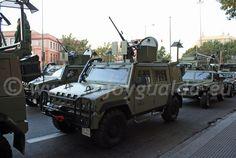 IVECO Light Multirole Vehicle 'Lince', Ejército de Tierra, Spain | Rojo y Gualda, Información y Análisis #rojoygualda