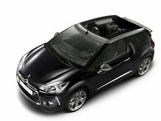 Citroen DS3 Cabrio With two Engine Options