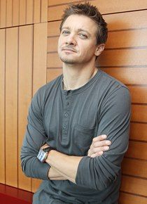 Jeremy Renner // Just Wait For Me