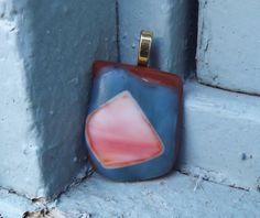 Blue and Pink von Lisa Gossman-Steeves auf Etsy