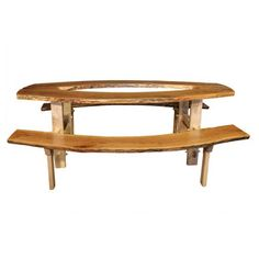 Indoor Picnic Table, $6,480, now featured on Fab.