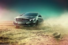 Mercedes-Benz CLA. Photo kindly provided by Frederic Schlosser.