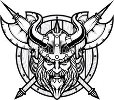 drawing Viking Photos | Mad-Shadrach [ at ] Vampirefreaks.com
