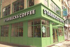 Starbucks in Korea