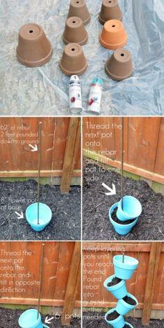 Leuk voor in de tuin te zetten - vogeltjes kunnen lekker komen drinken zonder dat de kat eraan kan