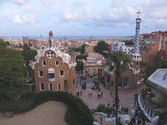 Parc Guell, Barcelona, May 2013   VIP трансфер в Барселону  и  Предлагаем услуги экскурсии  трансфер, отдых, #travel