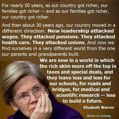 Elizabeth Warren, We Are The World, Thing 1, Political Views, Lol, Thats The Way, Our Country, How To Get Rich, Social Justice