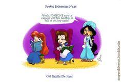 disney pocket princesses comics | Pocket Princesses No.7 - Disney Princess Photo (30747752) - Fanpop ...