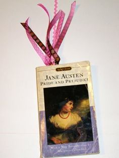 Altered to Perfection: Jumbo Clip Bookmarks