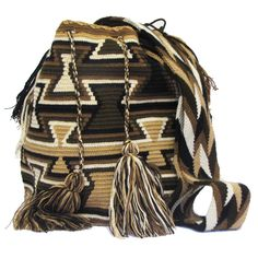 Buy Wayuu Bags Online-Colombian Bags Retailers and Wholesalers-Suscribe and Get 3 FREE Wayuu Bracelets with your first purchase! Tribal Bags, Dark Brown Color, Light Pink Color, Turquoise Color, Electric Blue, Online Bags, Handmade Bags, Fashion Backpack, Boho Fashion