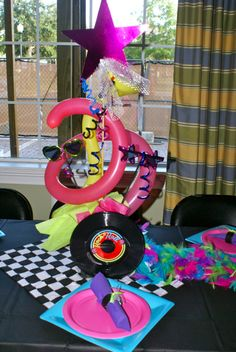 80 39 s on pinterest 80s party 80s theme and 80s theme parties for 80s theme decoration ideas