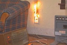 Home Fire Safety tips from a Tacoma Electrician