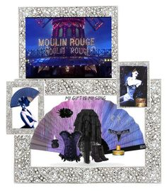 """Moulin Rouge"" by cathyvillalobos ❤ liked on Polyvore featuring Frontgate, Khu Khu, Vilhelm Parfumerie, Belle Et BonBon, Nanà Firenze and Miadora"